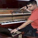 کوک پیانو – رگلاژ پیانو های دیواری و گرند