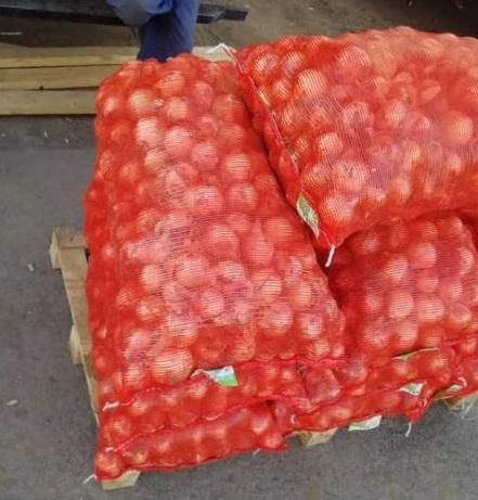 تولید و واردات توری پیاز و سیب زمینی