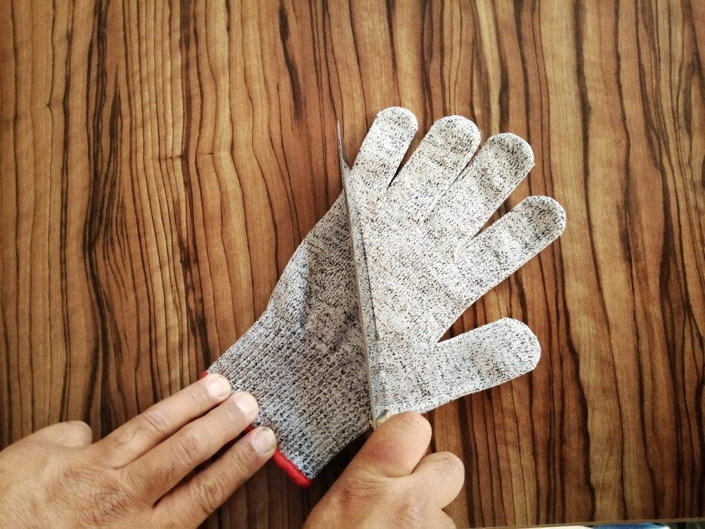 دستکش ضد چاقو – دستکش ضد برش