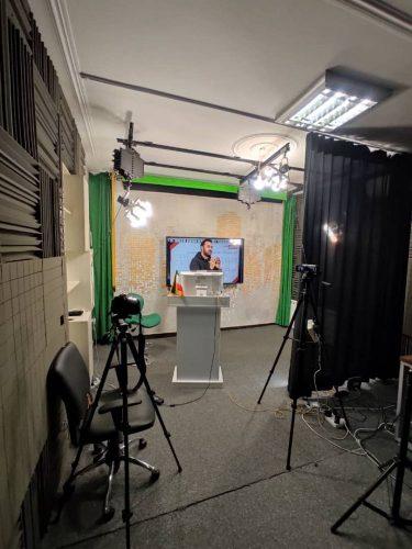 استودیو فیلمبرداری،عکاسی،کروماکی،تولید محتوا و پخش زنده