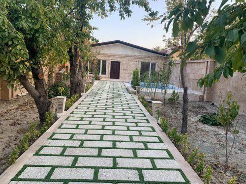 ۴۰۰متر باغ ۸۰متربنا واقع در مهرچین