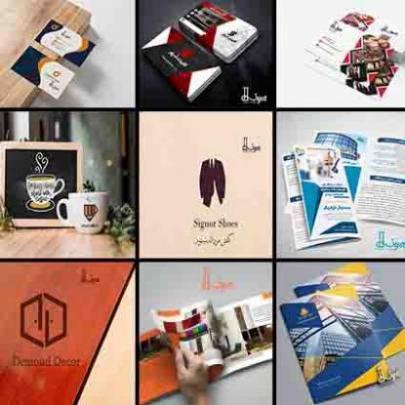 طراحی پک تبلیغاتی