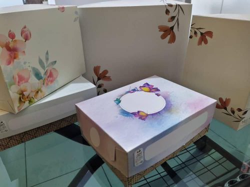 تولیدی جعبه شیرینی عمومی