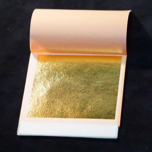 ورق طلا – Gold Leaf