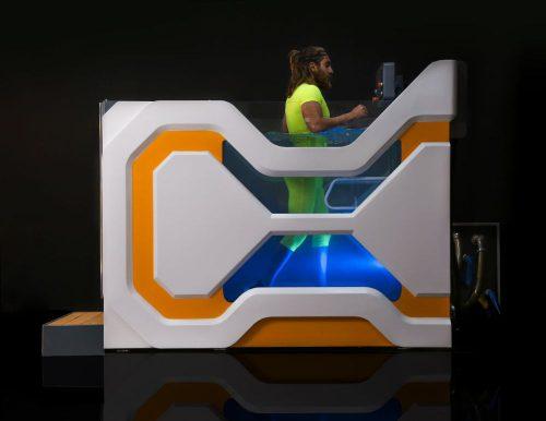 تردمیل آبی آکوامیل مدرنترین سیستم هیدورتراپی و ورزشی