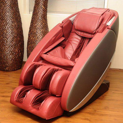 تعمیر صندلی ماساژور تعویض روکش چرم فابریکی