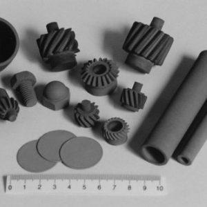 ساخت انواع اهنرباهای پلیمری و انواع اهنرباهای هیبریدی