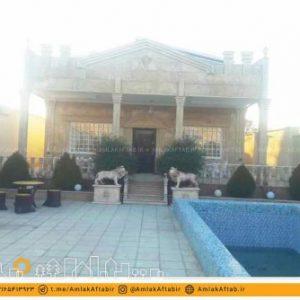فروش باغ ویلا شیک ۱۱۰۰ متری در کردامیر شهریار