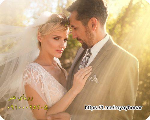 فیلم آموزش عکاسی عروسی و نورپردازی پرتره شرکت اس ال آر