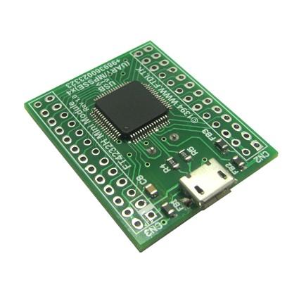 مینی ماژول مبدل USB به ۴ پورت سریال–FT4232H Mini Module