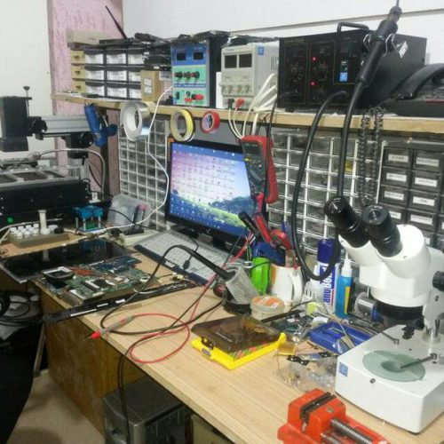 تعمیرات تخصصی لپ تاپ