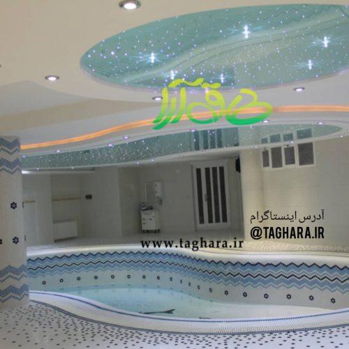 سقف کشسان در مازندران