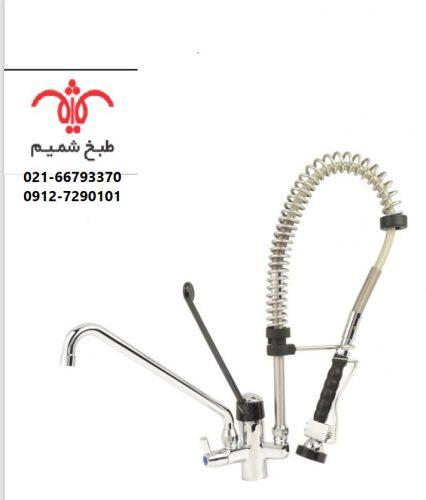 شاور ظرفشویی های صنعتی