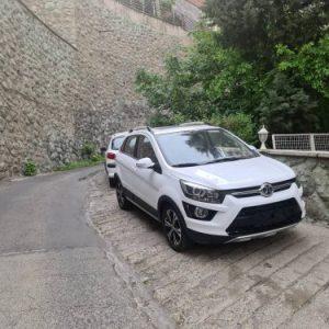 فروش ماشین بایکx25اتوماتیک