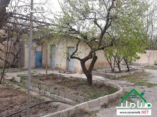 فروش ۱۵۰۰ متر باغ در میدان نماز شهریار