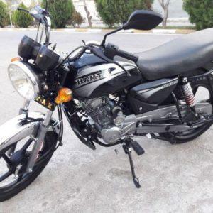 موتور سیکلت همتاز xtm 200