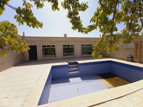 ۵۰۰ متر باغ ویلای بنادار در شهریار