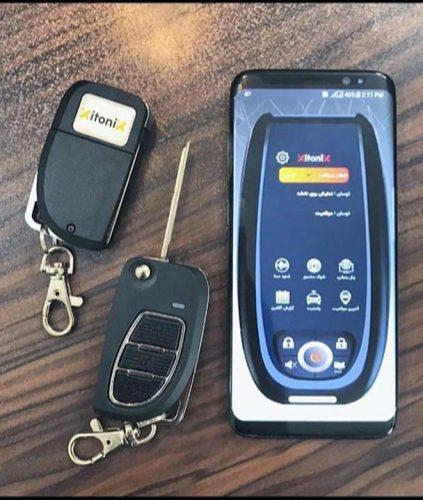 فروش و نصب دزدگیر و ردیاب اتومبیل