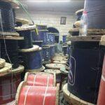 فروش تخصصی انواع کابل های افشان در همدان