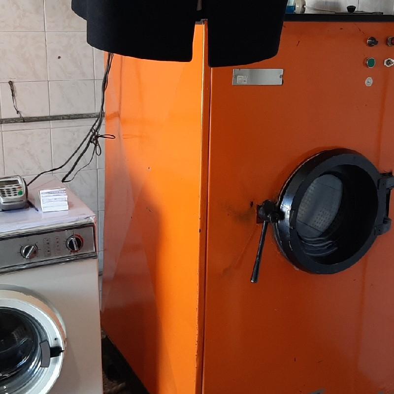 وسایل خشکشویی سالم در هین کار